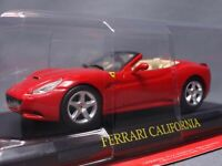 Ferrari Collection California 1/43 Scale Box Mini Car Display Diecast vol 70