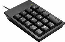 Best Buy essentials- USB Wired Numeric Keypad - Black