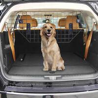 PawHut Dog Barrier Adjustable Pet Barrier for Car SUVs Vehicle Heavy Duty Mesh