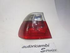 63218364921 FARO FANALE POSTERIORE ESTERNO SINISTRO BMW 320D E46 2.0 DIESEL 5M 1