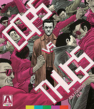 Cops vs. Thugs Arrow Video Special Edition 2-Disc DVD + Blu-ray Kinji Fukasaku