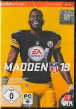 Madden NFL 19 - PC  EA Sports Football Neu & OVP Deutsche Version