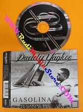 CD singolo DADDY YANKEE GASOLINA 2005 no mc lp vhs dvd (S5)