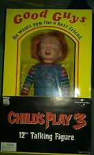 "CHILD'S PLAY 3 NECA CULT CLASSIC CHUCKY 12"" WITH SOUNDS"