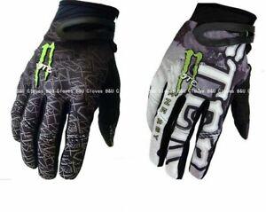 FOX cycling 100% FOX MONSTER Gloves for Racing , Motocross , Motor Bike Free P&P