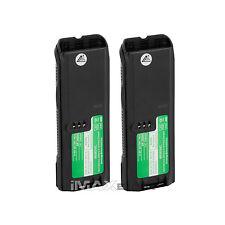 Imax_expert 2pcs 2.1Ah Ntn8294 8293 Battery for Motorola Xts3000 Xts5000