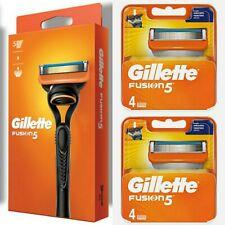 Gillette Fusion5 Rasoir + 3 Lames + 2 Pack De 4 Lames (11 Recharges)