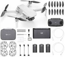 DJI Mavic mini mosca más Combo-Drone con Cámara 2.7K 30 minutos de tiempo de vuelo