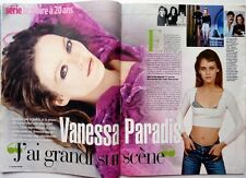 VANESSA PARADIS => coupure de presse 6 pages 2004  // FRENCH CLIPPING