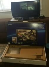 "Sony Playstation 3D TV Monitor Display LCD Flat Panel 24"" 1080p PS3"