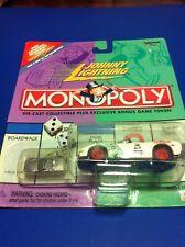 Johnny lightning monopoly die cast & gaming token - Chevy Corvette (Monopoly)