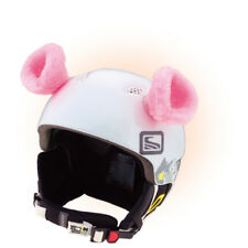 Stick-on Ears for skiing helmet - Pink - Decoration Cover Cool ear kid kids