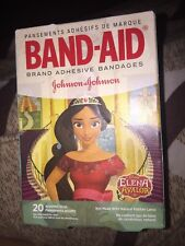 Children's Band Aid Disney Elena Avalor Bandages 20 In Pack  3 Pictures Kids New
