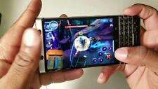 Blackberry KeyOne Silver black 32GB Storage - unlock sim free android GRADED