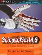 NEW Scienceworld 8 By Peter Stannard Multi-Item Pack