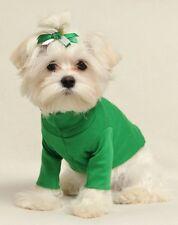 XS New Bright Green Dog Turtleneck shirt clothes pet apparel  PC Dog®