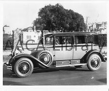 1933 Cadillac 452C V16 Imperial touring sedan Factory Photo Ref. # 29903