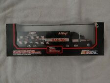 AJ Foyt 1/64th Scale Racing Champions Hauler with Car