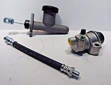 New MGB Clutch Hydraulics Kit Master Slave Hose 1963-80
