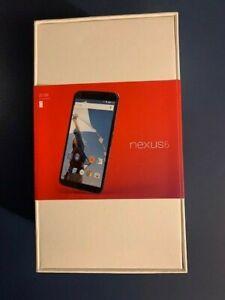 Motorola Nexus 6 XT1103 Unlocked Cellphone 32G (Cloud White) NEW