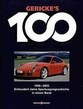 Gerickes 100 Jahre Sportwagen. Einhundert Jahre Sportwag...   Buch   Zustand gut