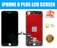 For iPhone 8 PLUS Assembly Genuine OEM LCD Digitizer Screen Replacement BLACK