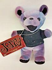 Grateful Dead Bean Bear, By Liquid Blue, JERRY, New