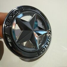 car Logo Sticker Badge Emblem Decal Us military five-pointed star Texas Edition (Fits: International Harvester)