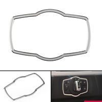 Dashboard Headlight Switch Button Frame Cover Trim For BMW 3serie E90 08-12 S T0