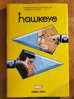 Hawkeye v3 Oversized Hardcover excellent condition Jeff Lemire