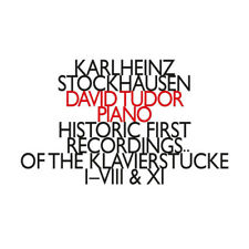 Karlheinz Stockhausen : Karlheinz Stockhausen: Historic First Recordings... CD