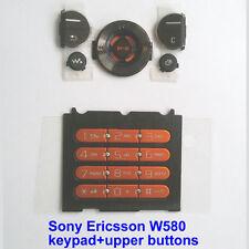 Genuine Sony Ericsson W580 W580i W580a Front Button+Keypad Fascia Housing Orange