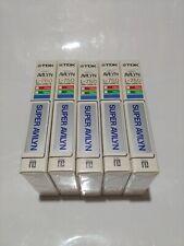 Lot of 5 TDK L-750 Beta Super Avilyn Video Cassette New SEALED