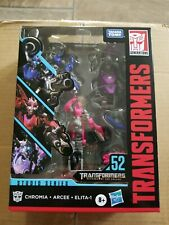 Hasbro Transformers Studio Series Premier Deluxe Arcee 3 pack