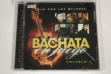 Solo Con Los Mejores Bachata En Fuego Vol1 Music CD