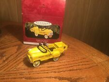 Hallmark Kiddie Car Classic Murray Dump Truck Keepsake Ornamanet-1997