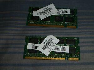 4GB 2x 2GB Random Access Memory HP-Compaq Presario Notebook