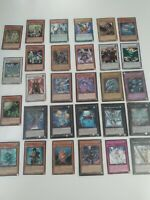 YU-GI-OH ! - Lot 29 Cartes Rares / Super / Ultra