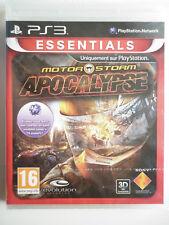 """Motor Storm Apocalypse Jeu Vidéo """"PS3"""" Playstation 3"""