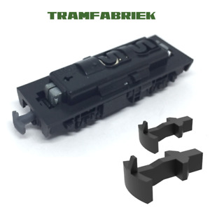 Kato 11-109 motorised chassis with OO9 009 COUPLING HOOKS