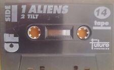Alieni, tilt, Tmnt, terrore Deep Commodore CASSETTA c64 (TAPE) 100% OK