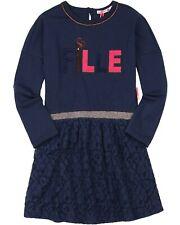 Nono Girls Dress with Lace Skirt, Sizes 4-14