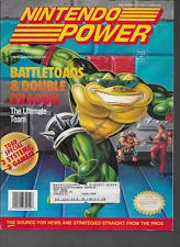 Nintendo Power #49 Battletoads Double Dragon Yoshi Bubble Bobble B.O.B. 1993