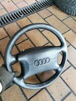 Original Audi A4 B5 80 B4 100 C4 Lederlenkrad Airbaglenkrad Lenkrad 8D0419091