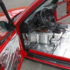 30''x39'' Heat Shield Insulation Hood Engine Door Sound Deadener 236 mil Thick