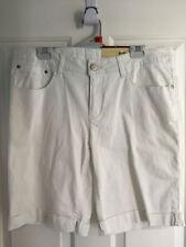 Denim Regular Size Bermuda, Walking Shorts for Women