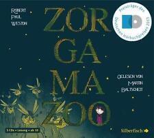 Weston, Robert Paul - Zorgamazoo: 3 CDs