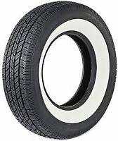 Coker Tire 587050 Coker Classic Nostalgia Whitewall Radial Tire