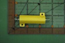 VISHAY RESISTOR CHASSIS 5 Ohm 1% RH50 5R 1%  50W Wirewound Heatsink Resistor NEW