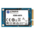 Kingston KC600 SSD 512GB mSATA SATA 6Gb/s - internes Solid-State-Module